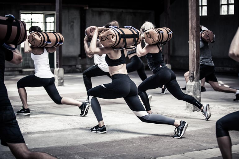 LXR® 30 minuten training