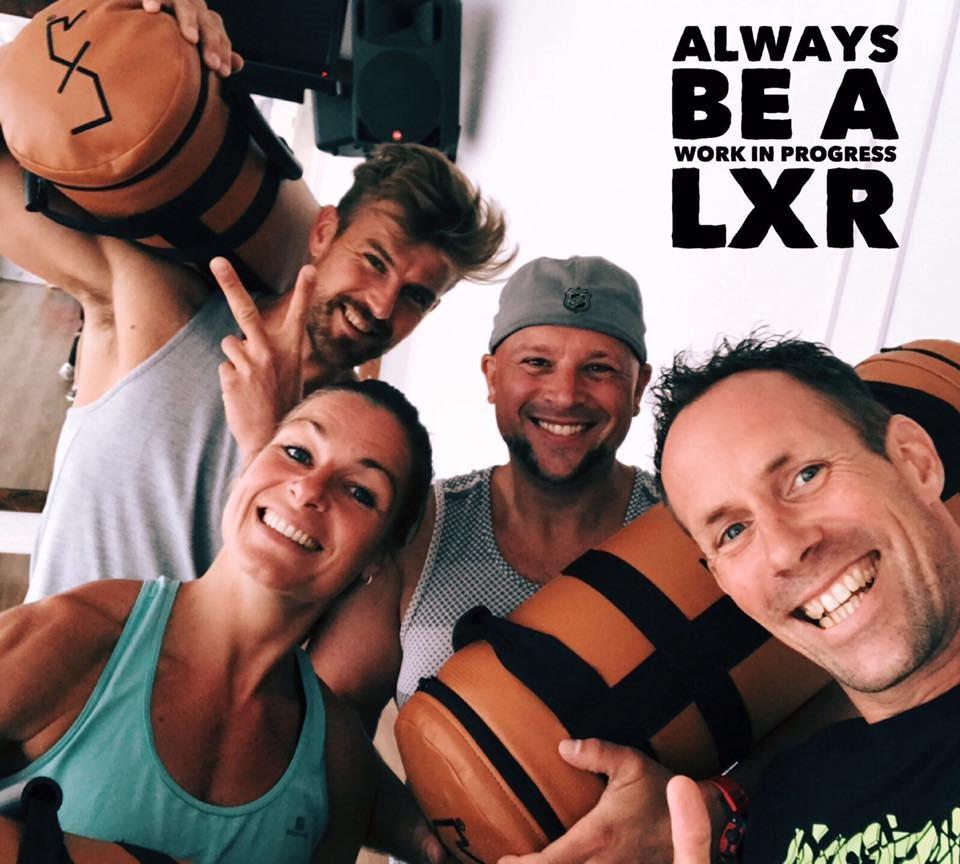 LXR® release