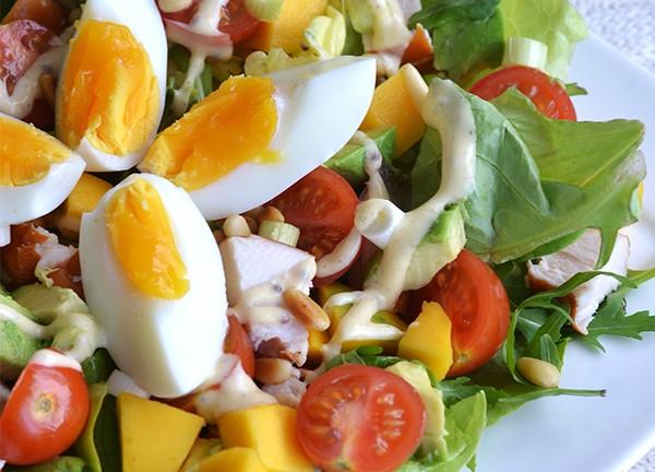 LXR salade